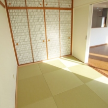 琉球畳に交換