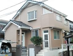 千葉県佐倉市 塗装工事 外壁リフォーム