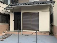東京都板橋区 K様 雨戸本体交換・玄関リフォーム工事